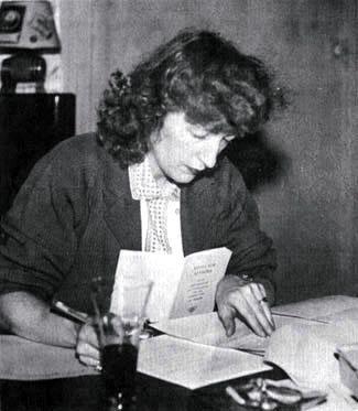 Mary-Sue Hubbard 1965